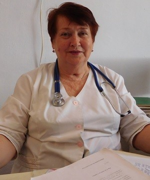 Строкуля Валентина Никифорівна