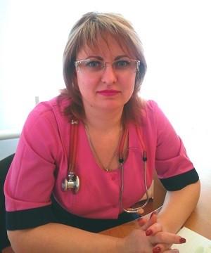 Кучер Олена Іванівна