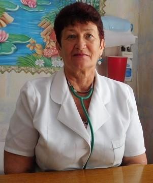 Проскура Любов Леонтіївна